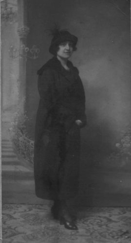 Abuela Pepa, 1925