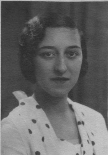 Emilia Quijano Párraga, 1930