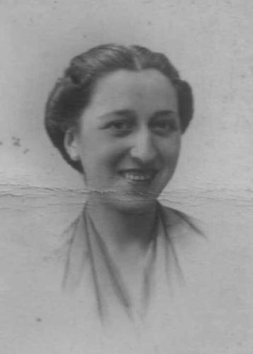 Emilia Quijano Párraga 1945