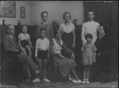 Familia Quijano Párraga