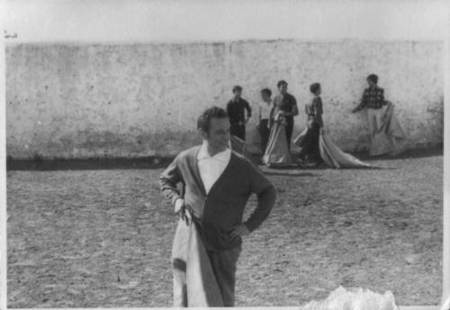 Joaquín Quijano Párraga toreando, 1970