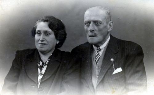Manuel Quijano Gómez y Salud Cantaloba Roche