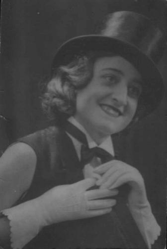 María Jesús Quijano Párraga, 1932