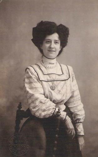 Antonia Párraga Marín