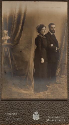 Antonio Quijano Gómez y Antonia Párraga Marín
