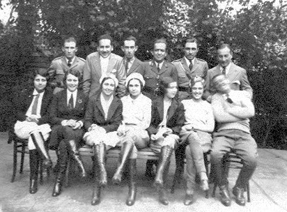 Abuelo Pedro Quijano, 1931