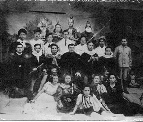 Santa Virreina,1947
